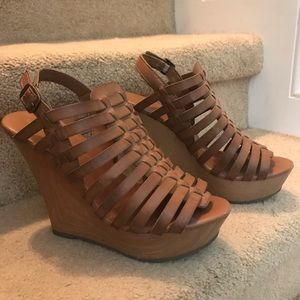 Women's Mossimo wedges size 8.5